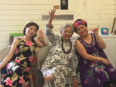 Carole,Vera,Yoko